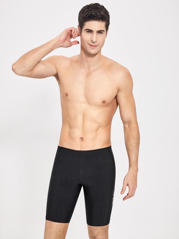 Y3913,图片1,休闲男士五分泳裤