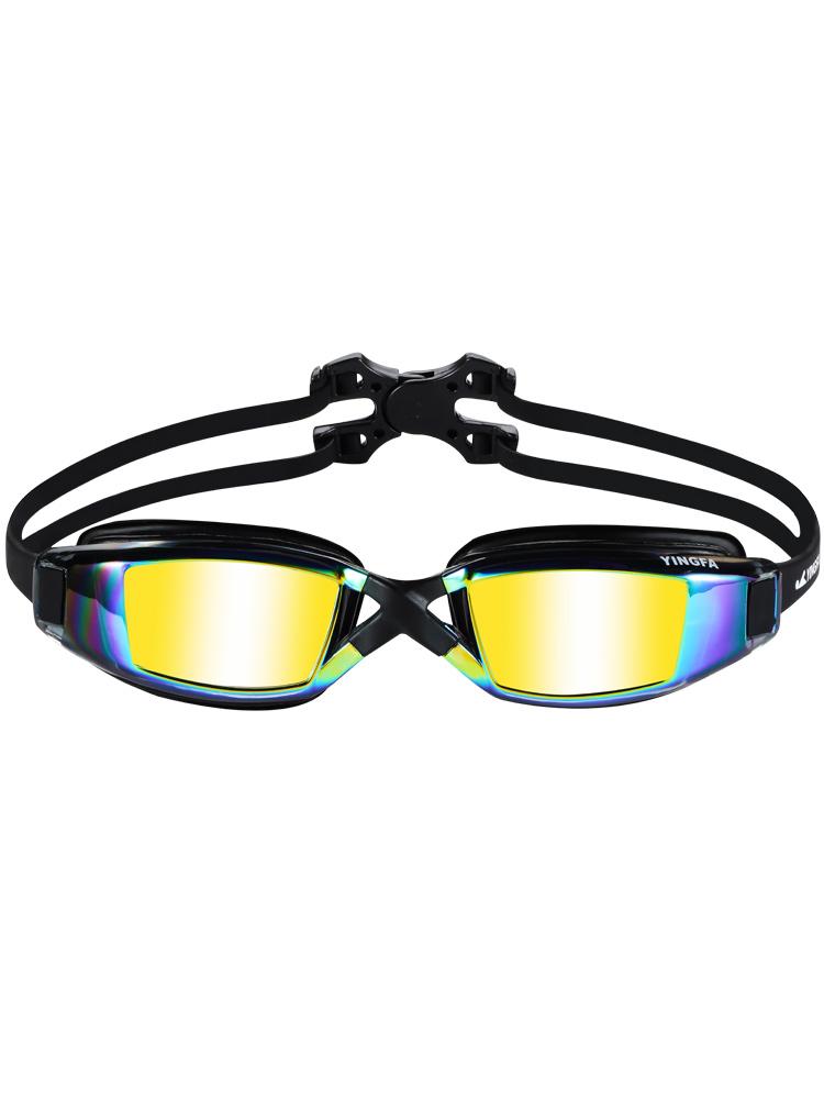 Y1300AF(V),图片4,防雾炫彩镀膜泳镜