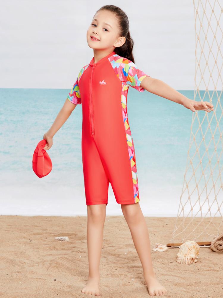 Y0389,图片3,短袖连体泳衣