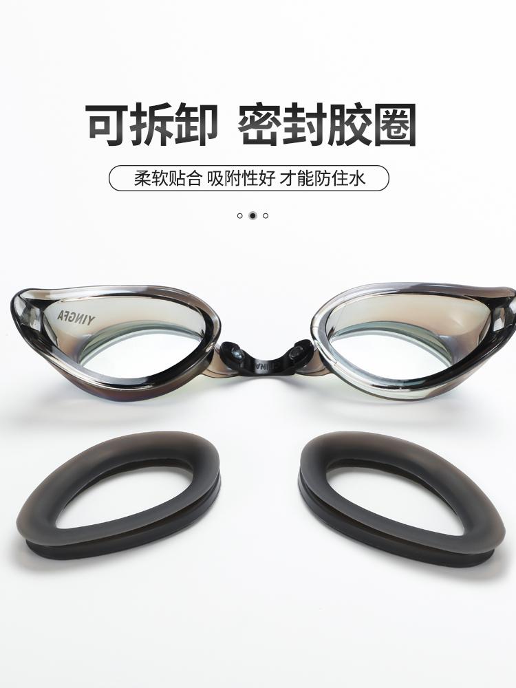 Y330AF(M),图片3,防雾防水专业镀膜泳镜