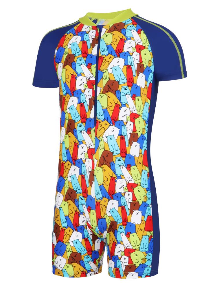 Y0511,图片4,卡通造型儿童套装