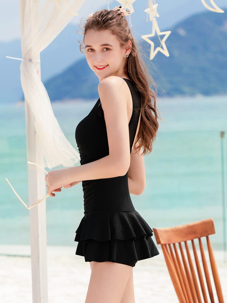Y2125,图片3,连体裙式泳衣
