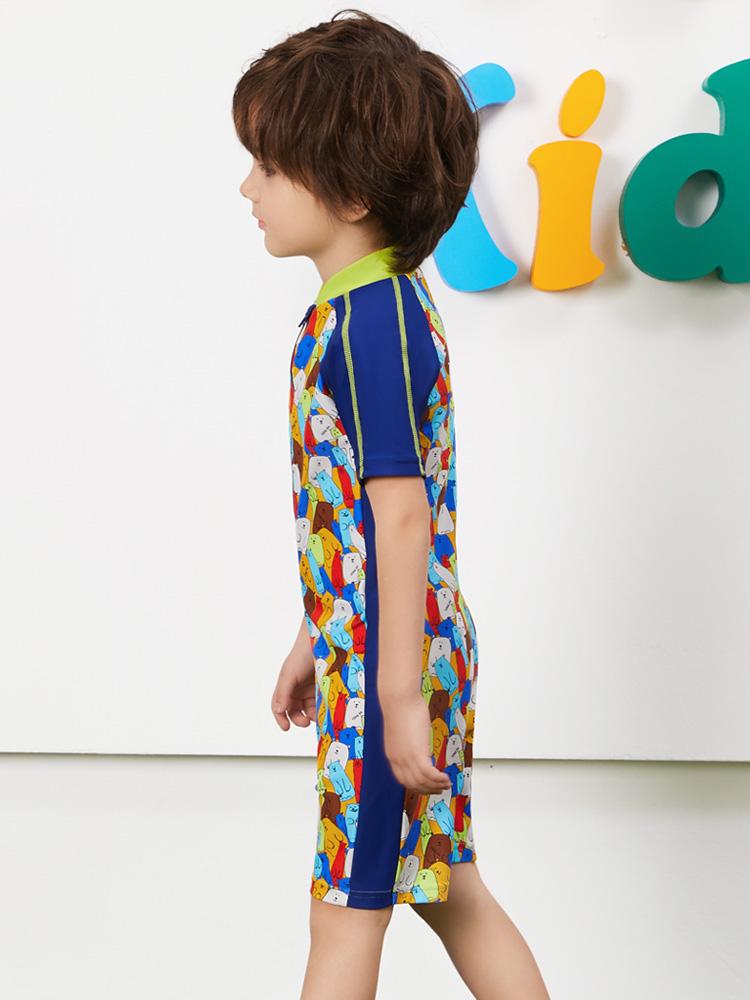 Y0511,图片2,卡通造型儿童套装