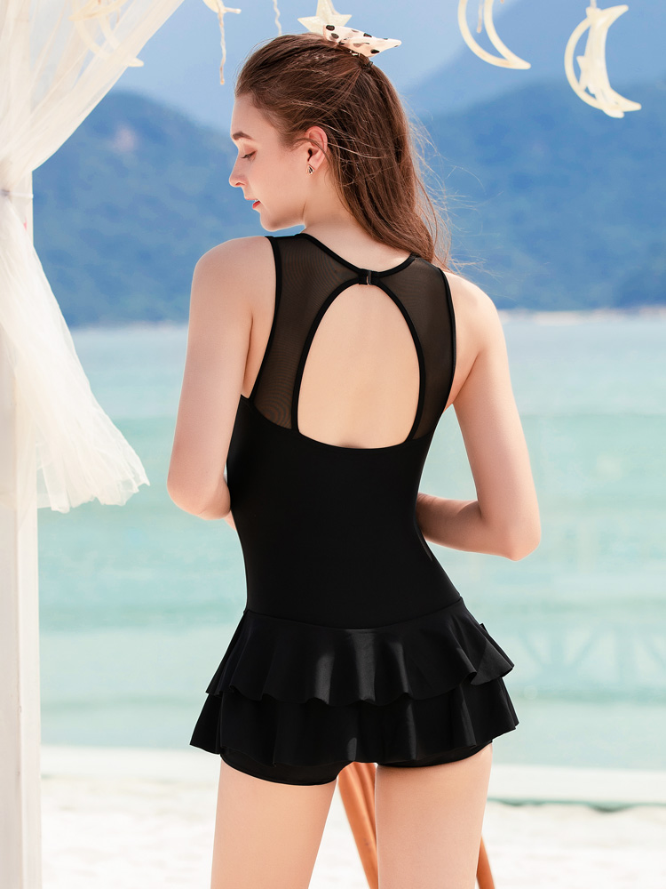Y2125,图片4,连体裙式泳衣