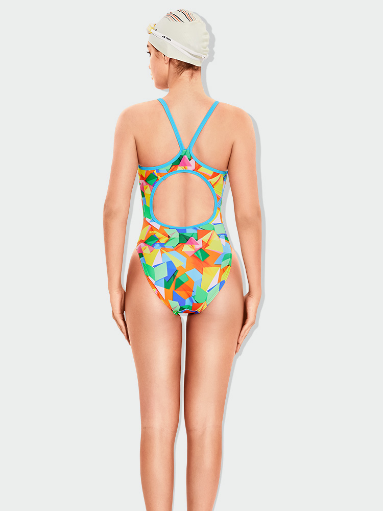 667,图片3,女士竞速三角泳衣