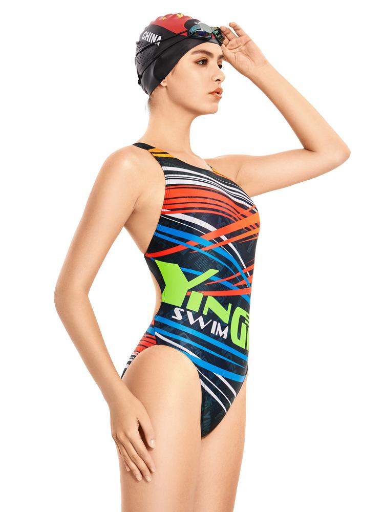 678,图片2,专业竞技三角连体泳衣