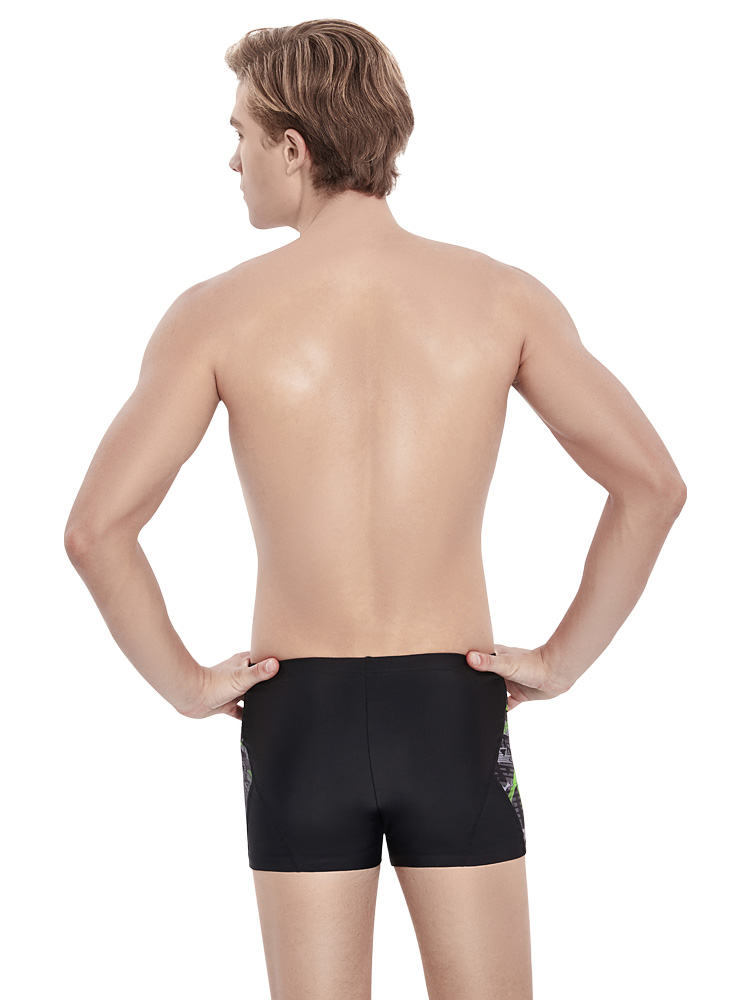 Y3906,图片3,休闲男士平角泳裤