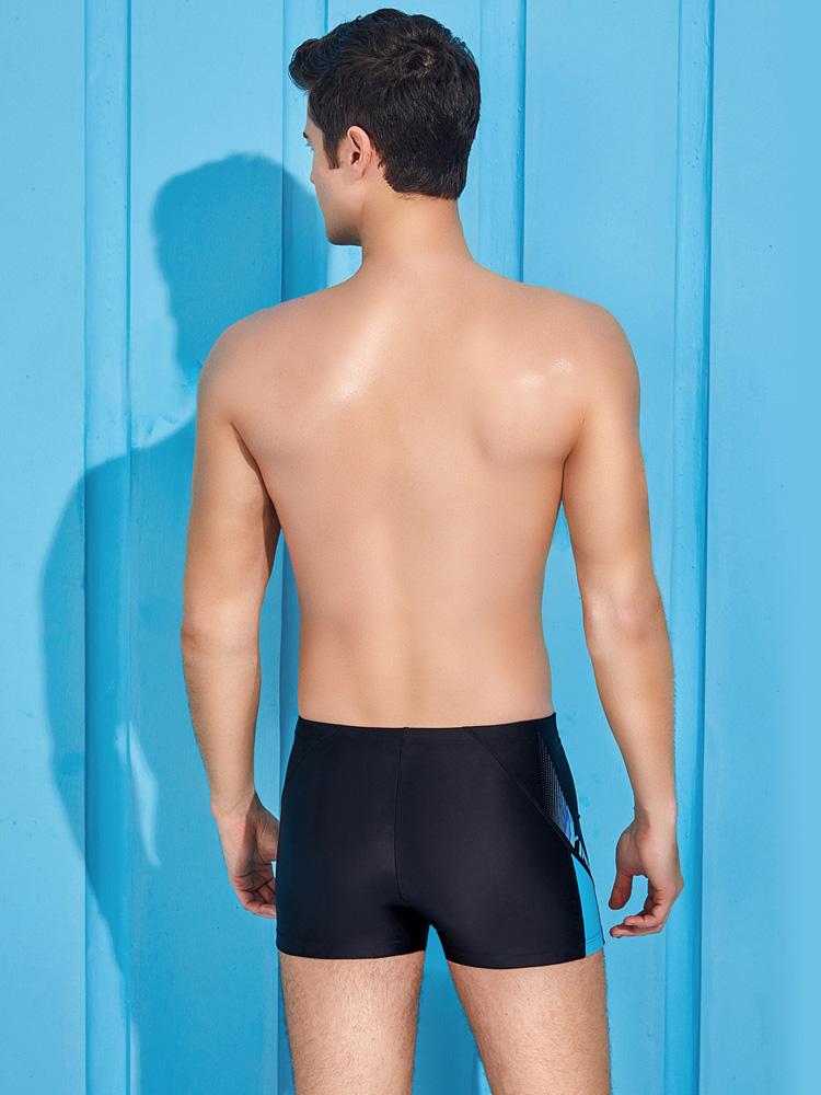 Y3903,图片3,休闲男士平角泳裤