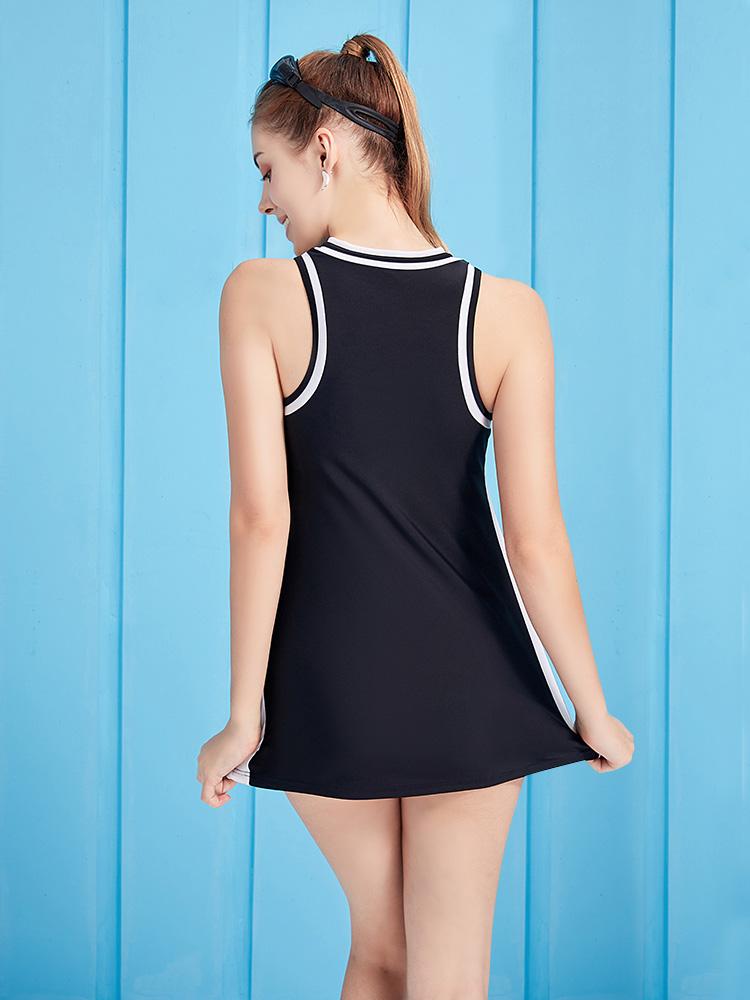 Y1935,图片2,休闲裙式泳衣