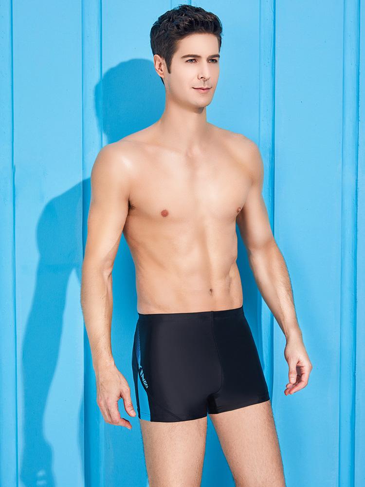 Y3903,图片2,休闲男士平角泳裤