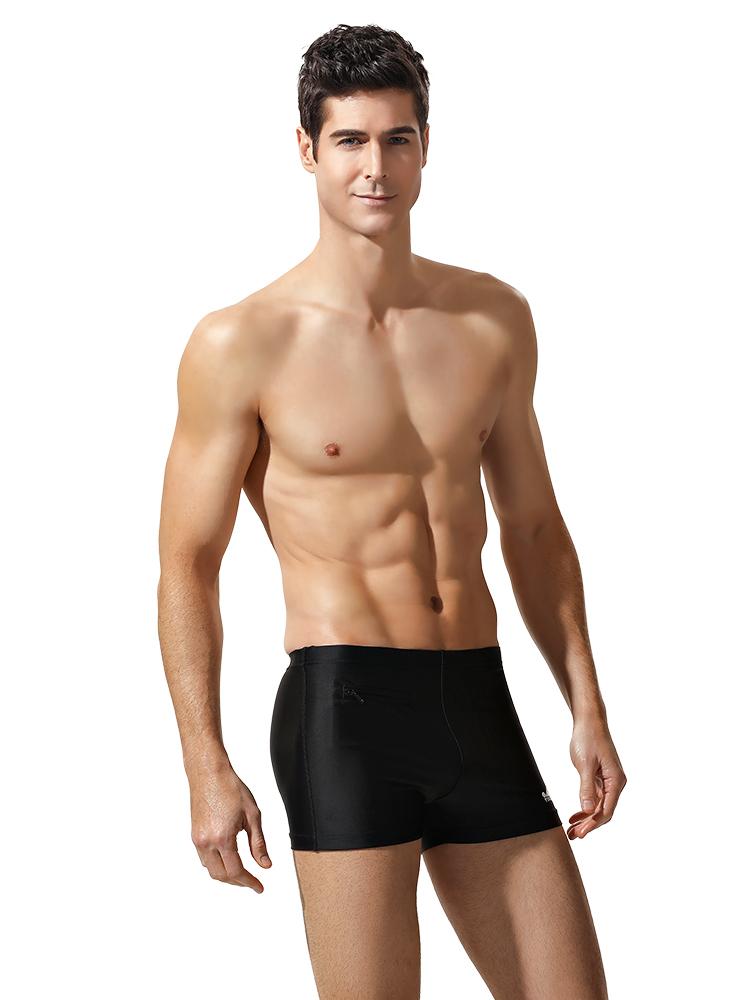 Y3617,图片1,休闲男士平角泳裤