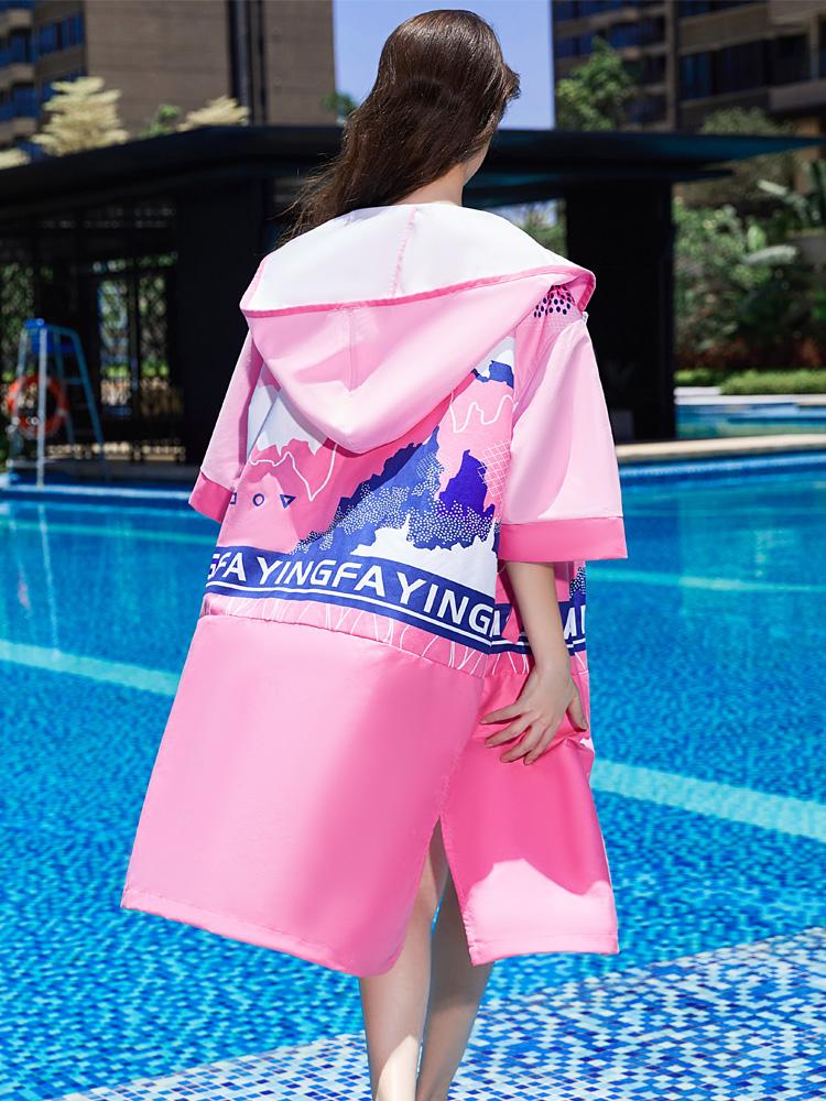 Y03-Y05,图片3,双面绒印花毛巾衣(女)