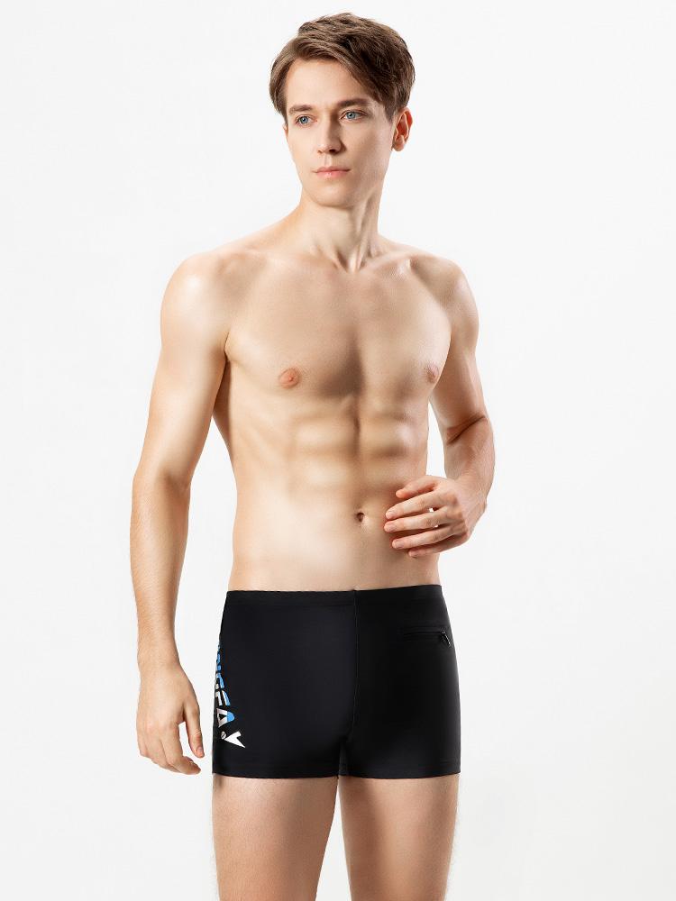 Y3925,图片1,男士平角泳裤