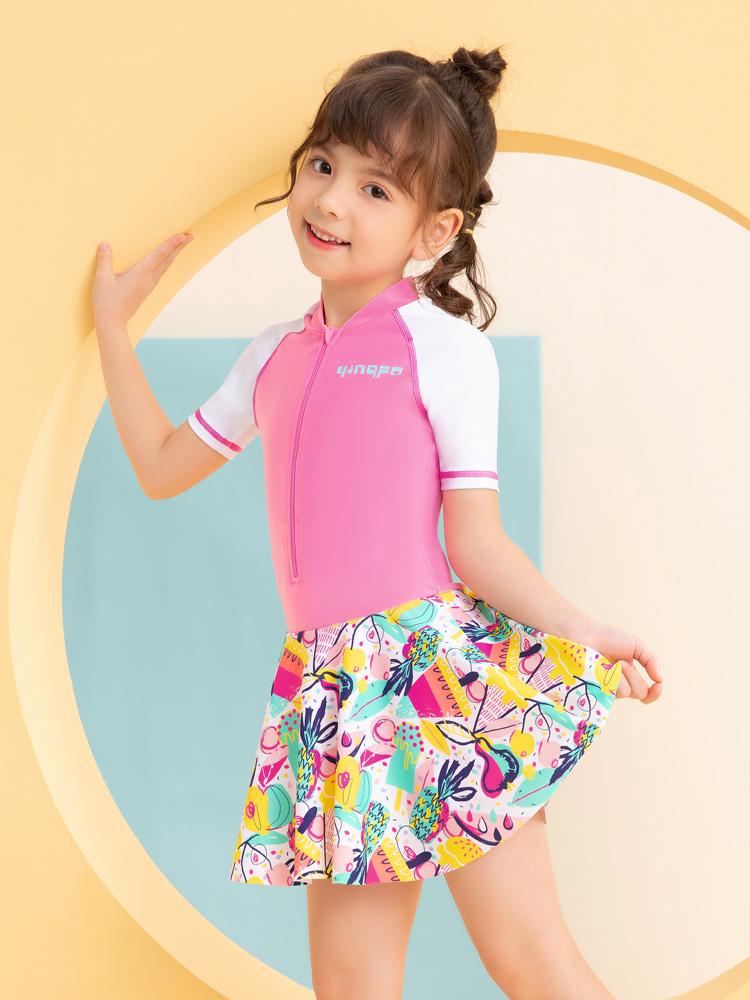 Y0525,图片4,裙式连体泳衣