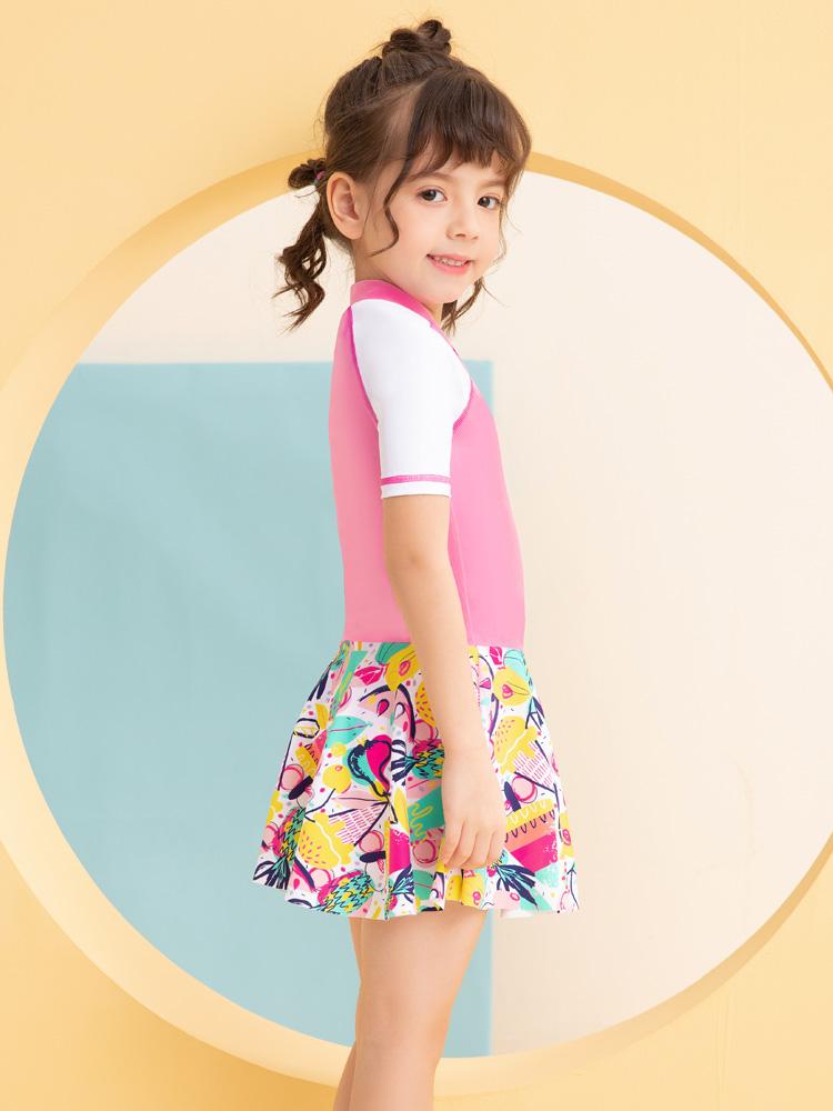 Y0525,图片1,裙式连体泳衣