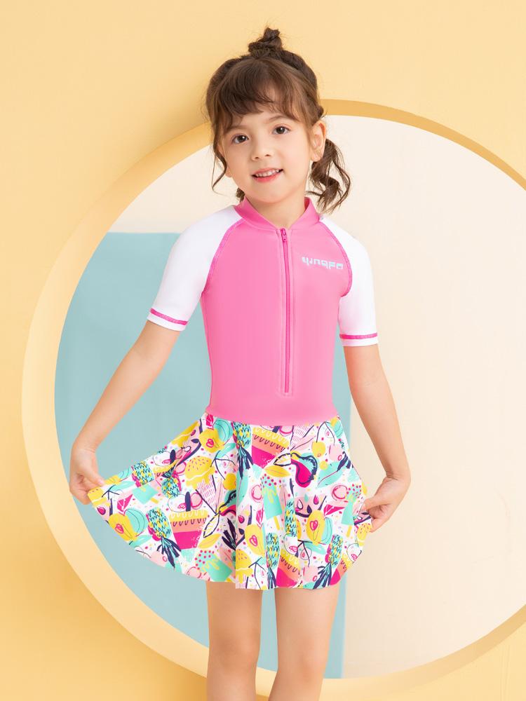 Y0525,图片2,裙式连体泳衣