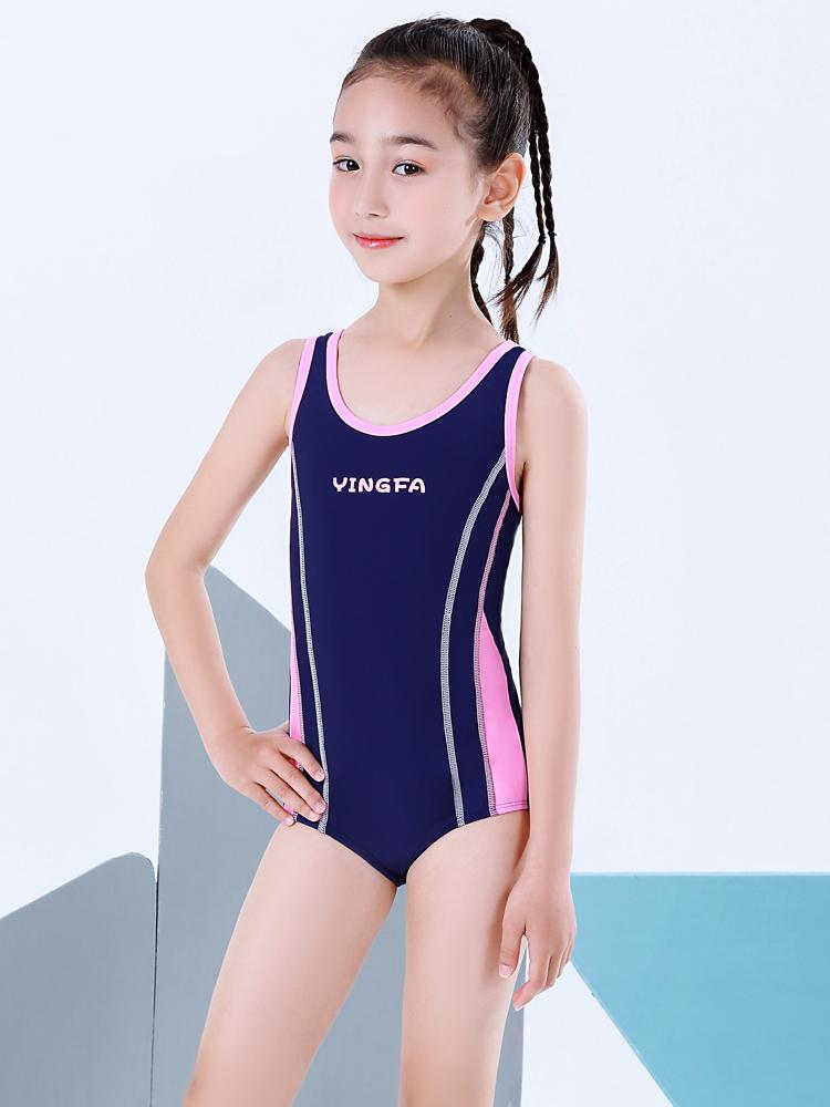 Y0399,图片2,儿童速干泳衣