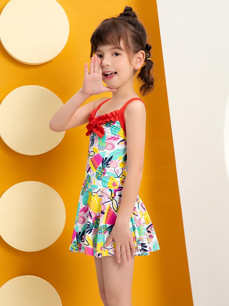Y0527,图片2,儿童显瘦游泳衣