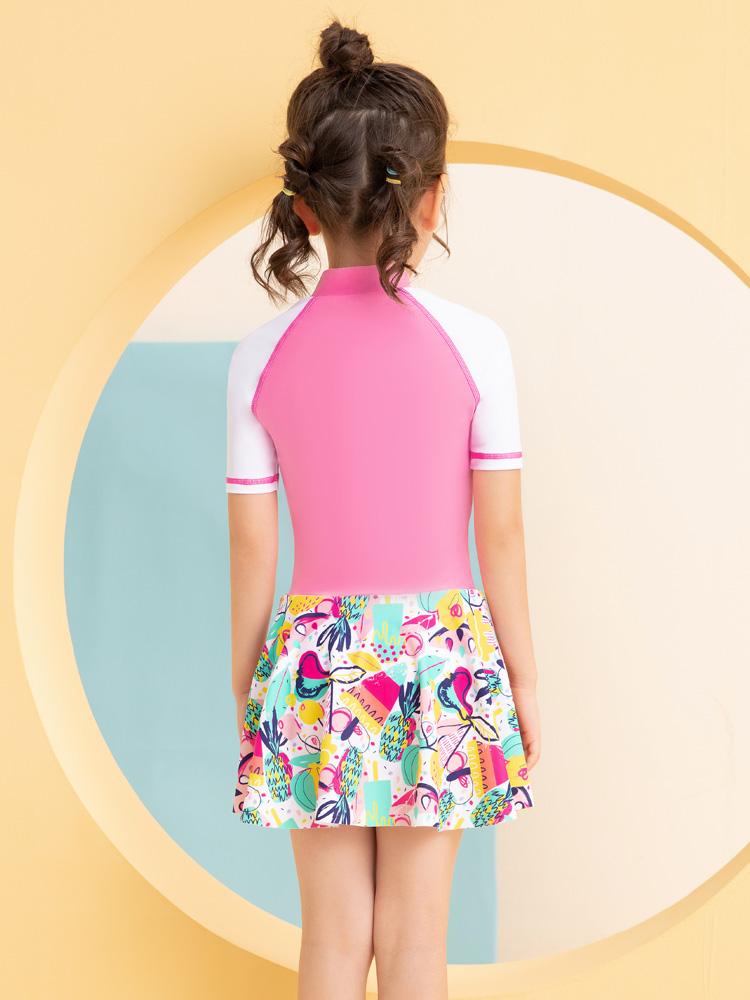 Y0525,图片3,裙式连体泳衣