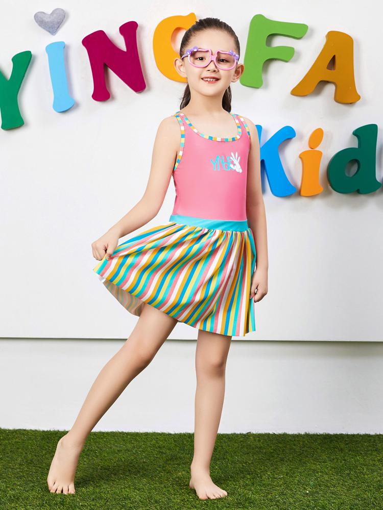 Y0387,图片3,可爱裙式泳装