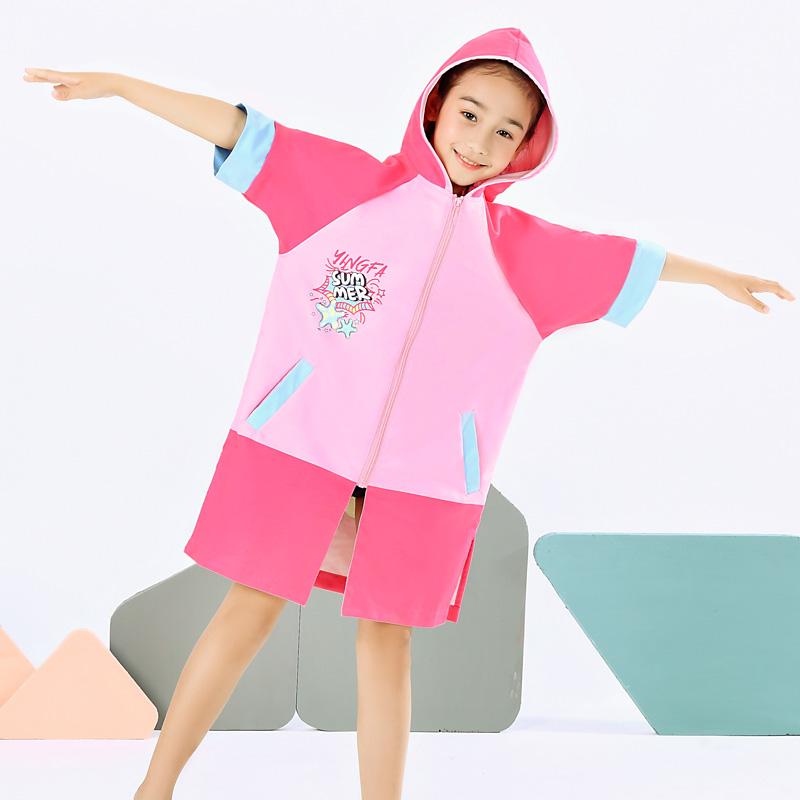 Y11,图片1,双面绒印花衣(儿童)