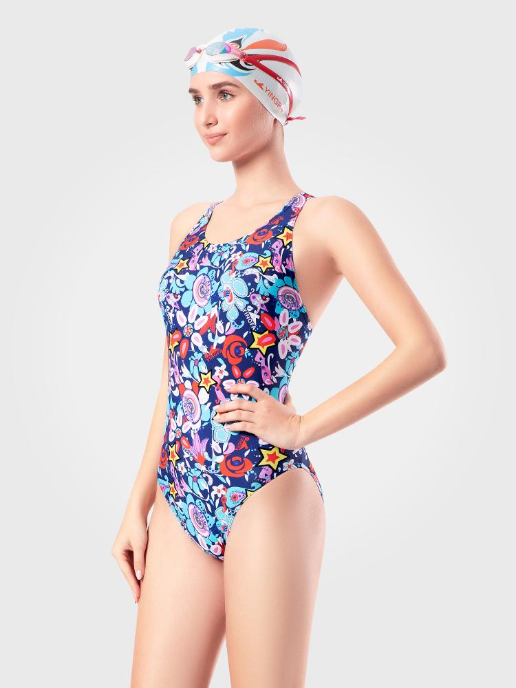 700,图片0,专业连体三角泳衣