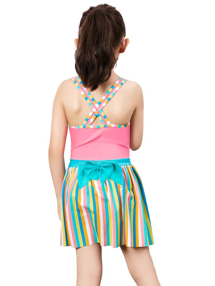 Y0387,图片4,可爱裙式泳装