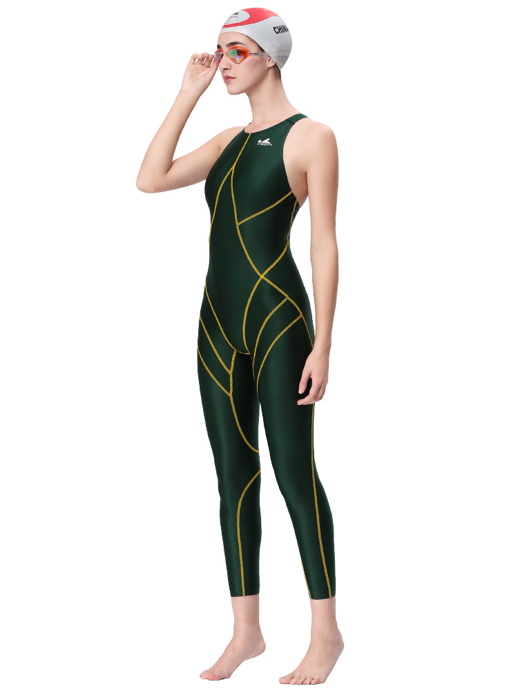 977,图片4,专业九分裤泳衣