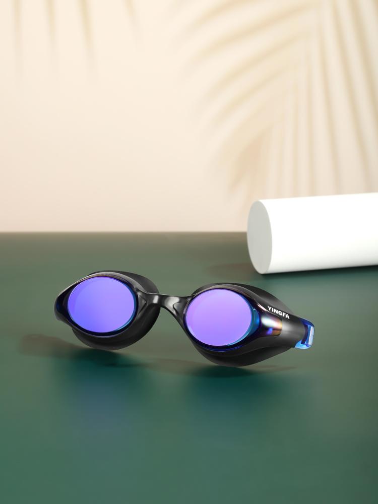 Y686AF(V),图片3,防雾炫酷多彩镀膜泳镜