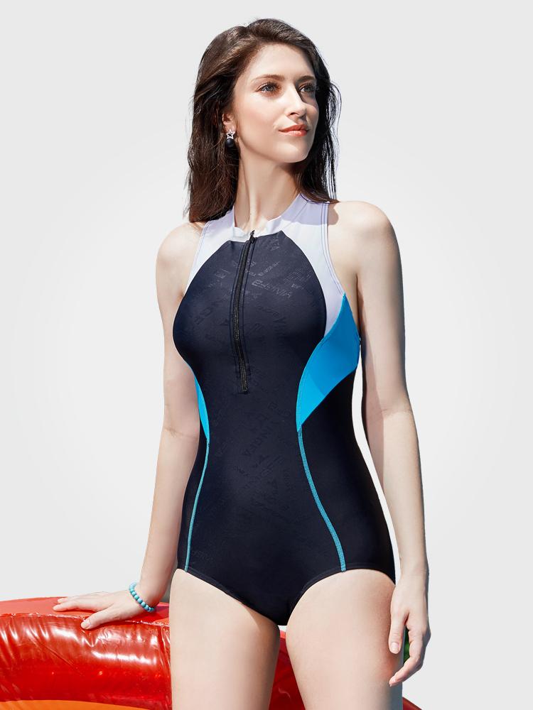 Y1917,图片0,休闲连体三角泳衣