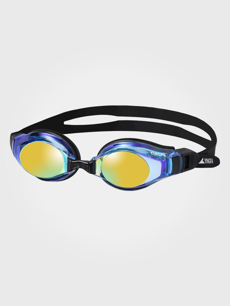 Y680AF(V),图片0,防雾炫彩镀膜泳镜