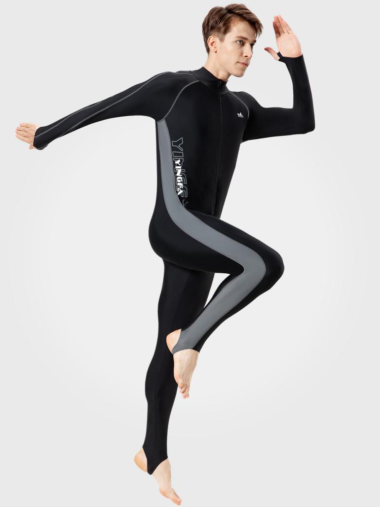 Y2139,图片0,男士连体水母衣