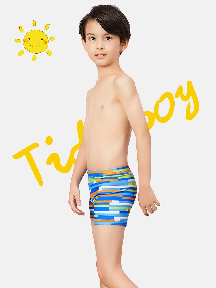Y0235,图片1,男童平角游泳裤