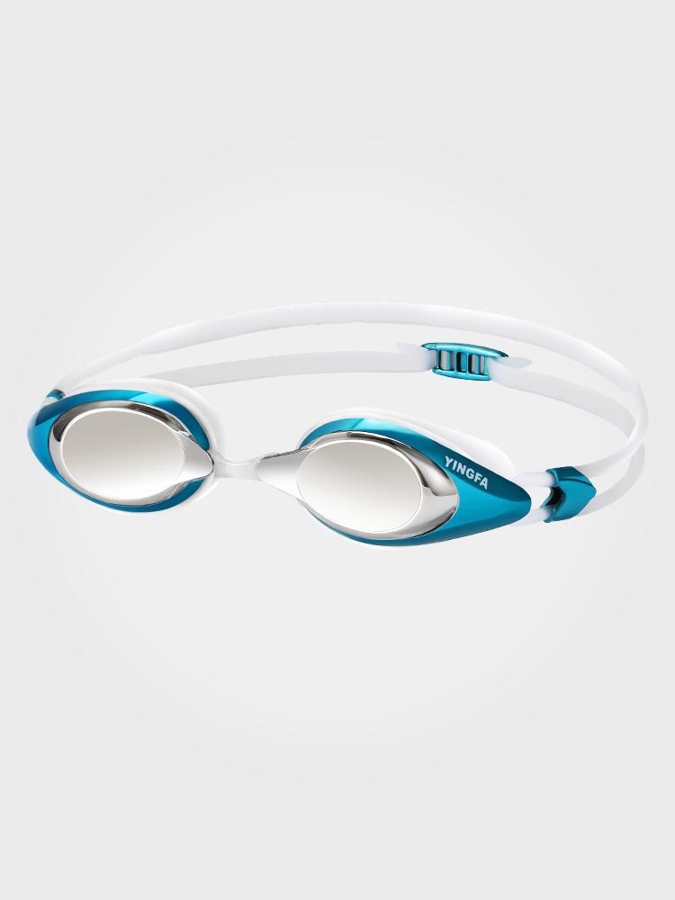 E810AF(M),图片0,防雾高清成人镀膜泳镜
