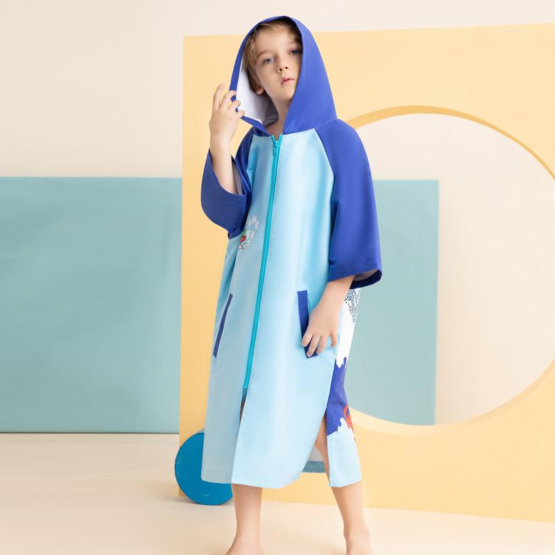 Y10,图片3,双面绒印花衣(儿童)
