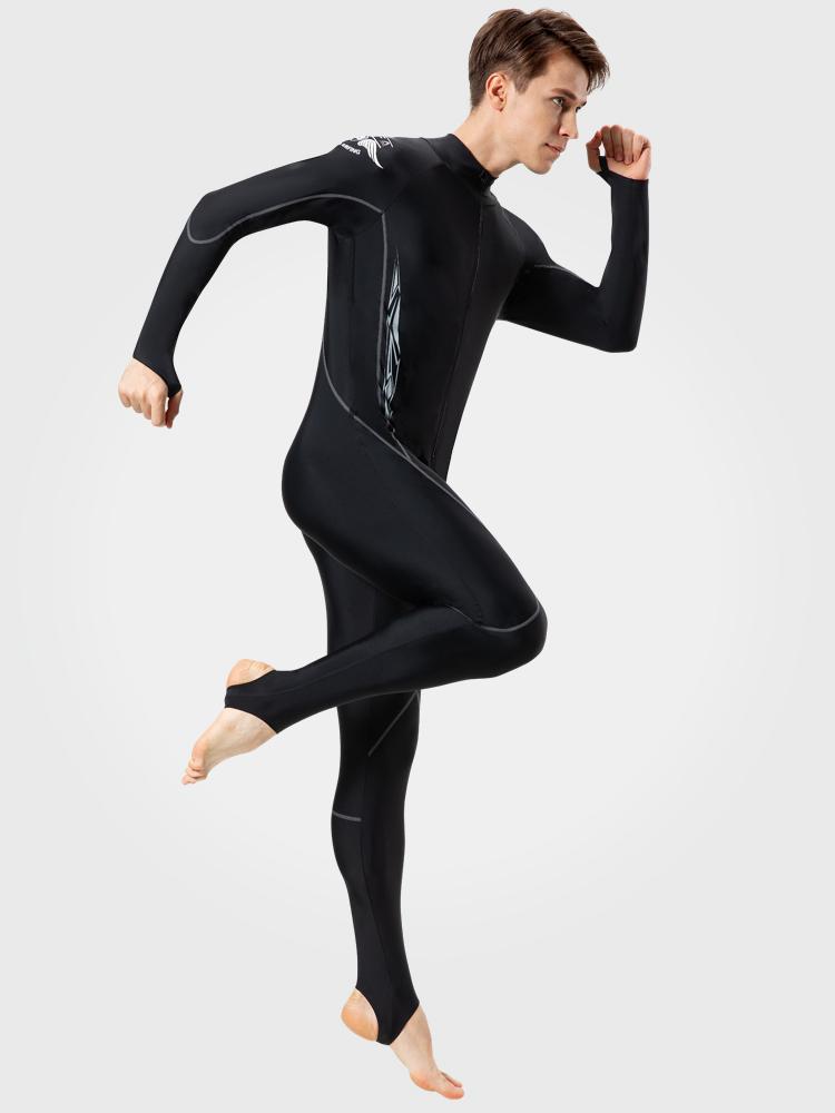 Y2168,图片0,男士连体水母衣