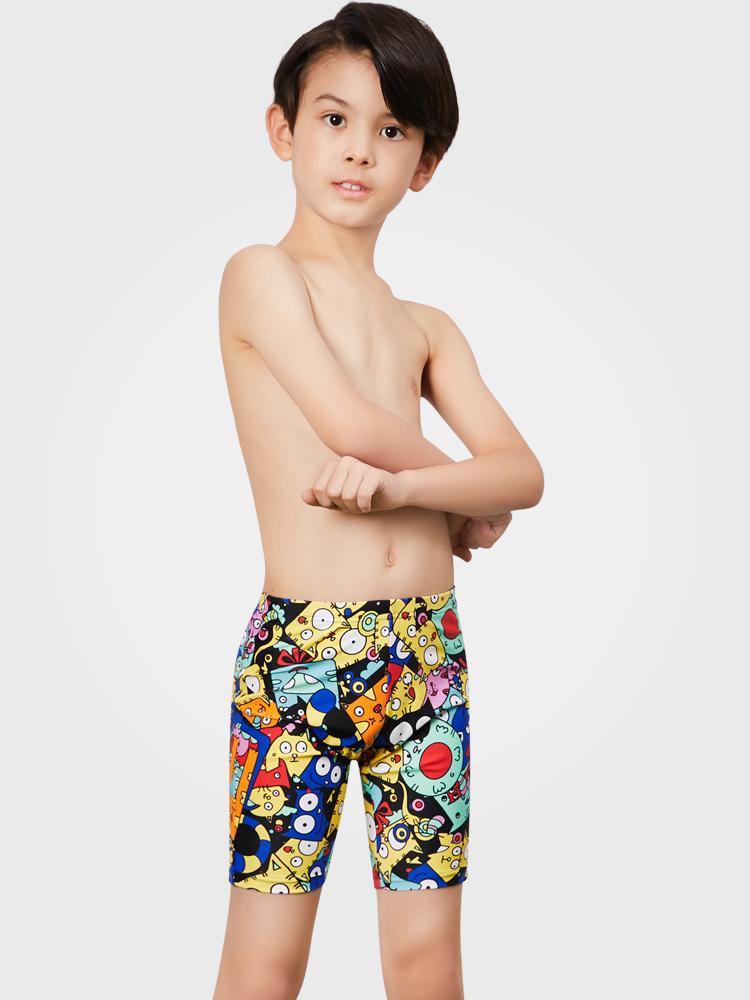 Y0237,图片0,儿童五分泳裤