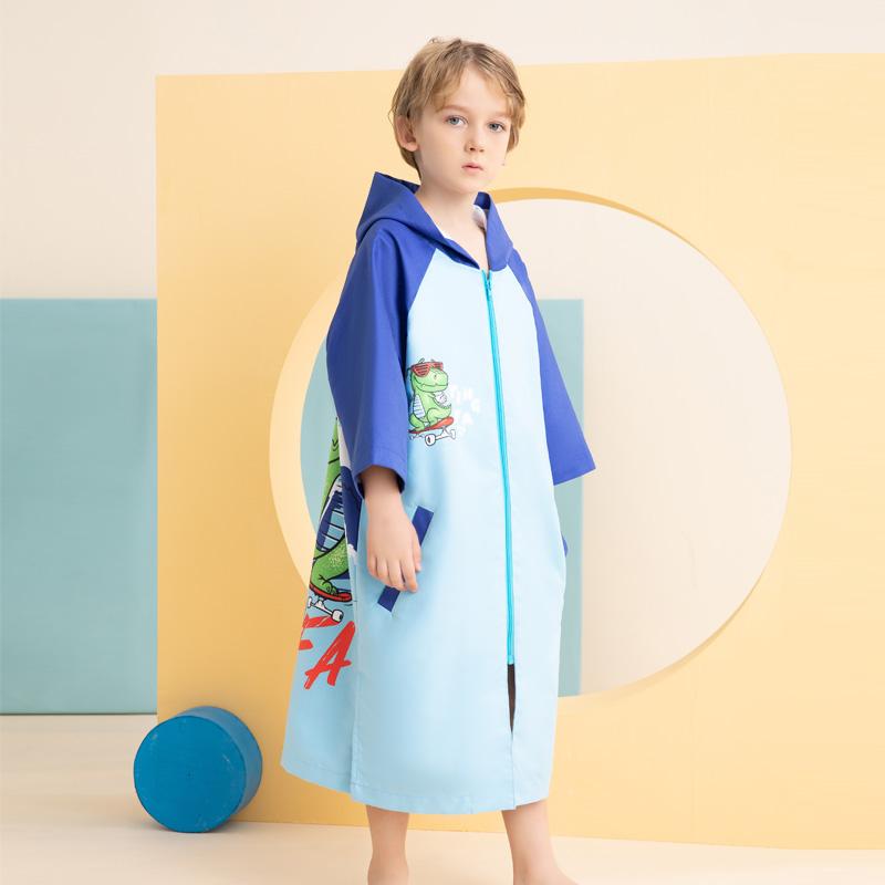 Y10,图片1,双面绒印花衣(儿童)