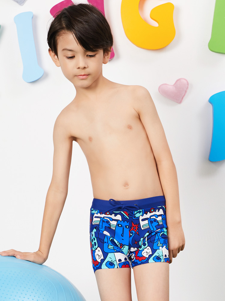 Y0236,图片1,学生平角短裤