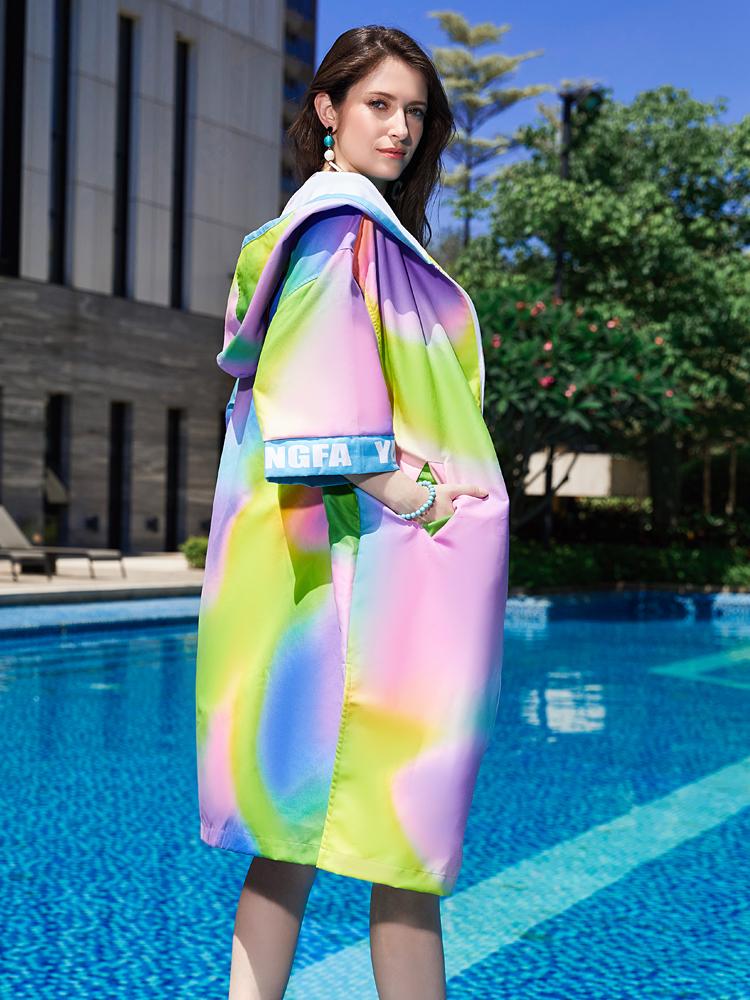 Y03-Y05,图片1,双面绒印花毛巾衣(女)