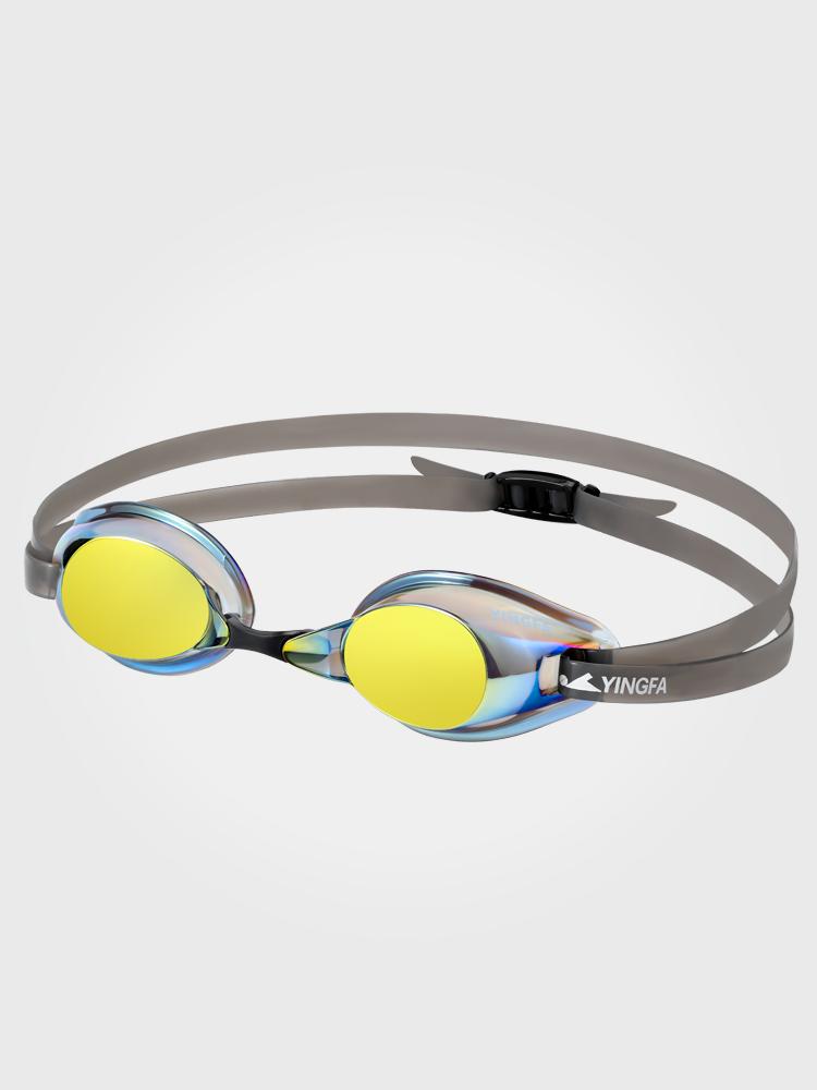 Y330AF(M),图片0,防雾防水专业镀膜泳镜