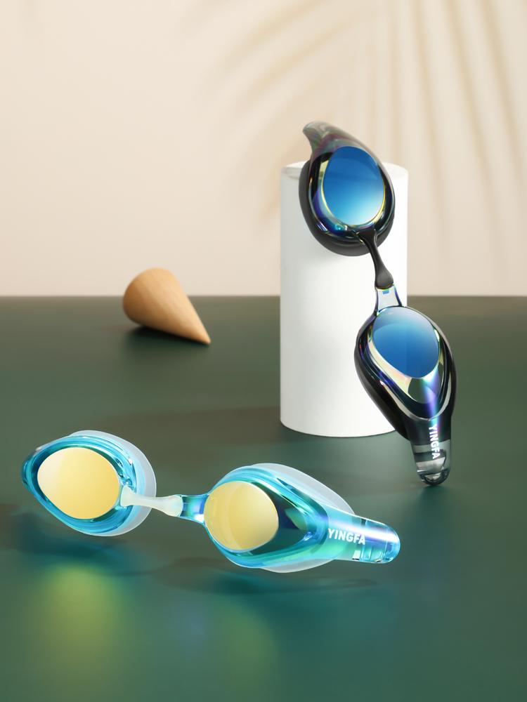 Y9700AF(V),图片3,多彩镀膜泳镜