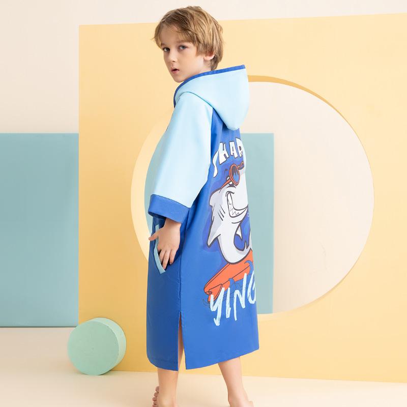 Y09,图片1,双面绒印花衣(儿童)