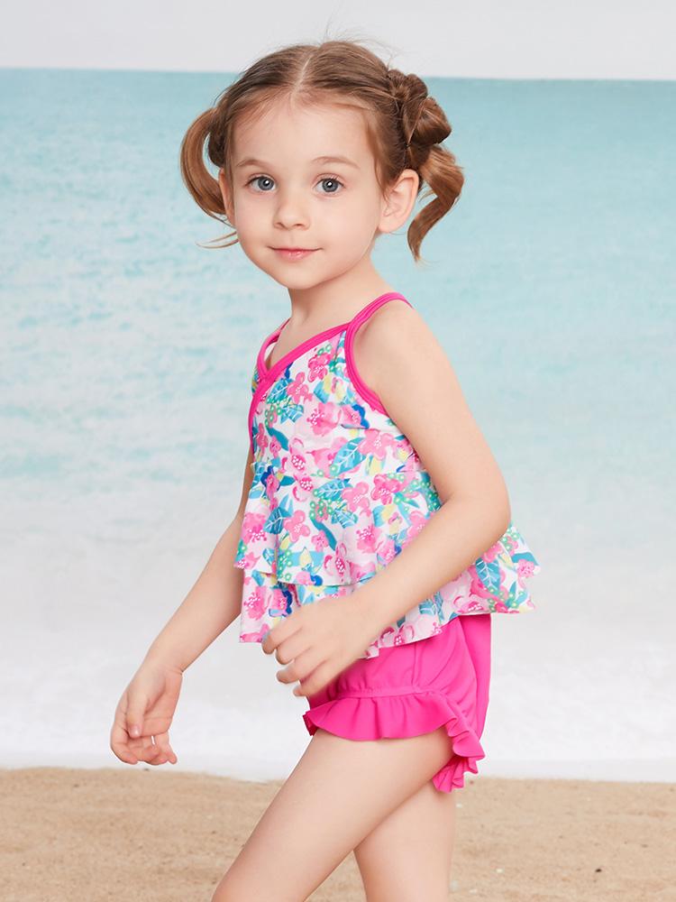Y0505,图片2,中小童游泳衣