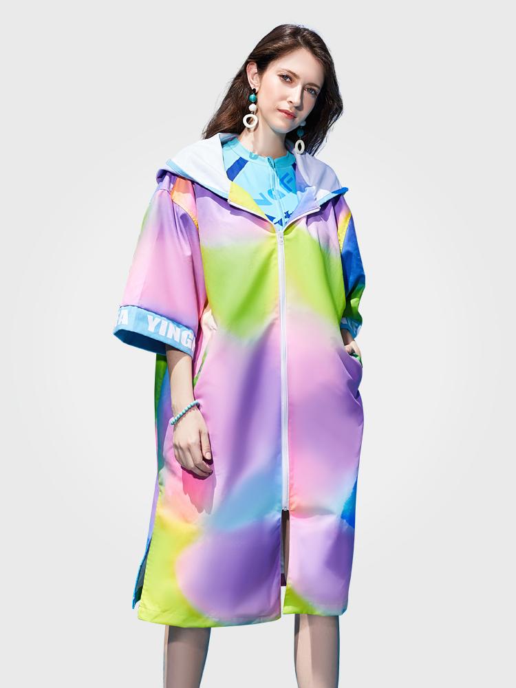 Y03-Y05,图片0,双面绒印花毛巾衣(女)