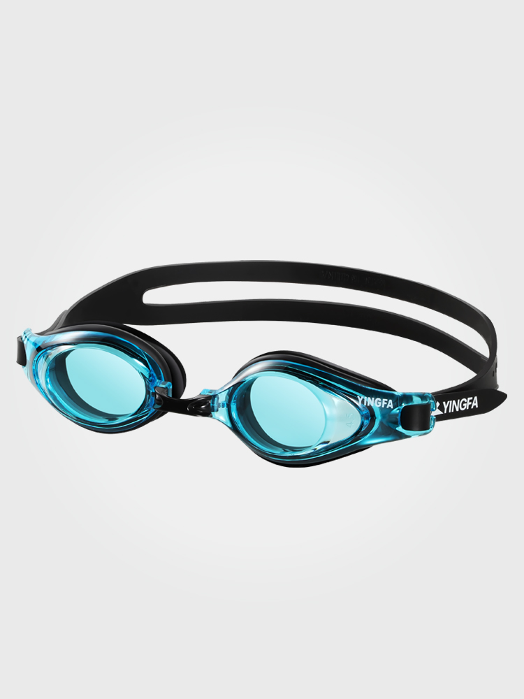 OK610AF,图片0,防水防雾大框近视泳镜