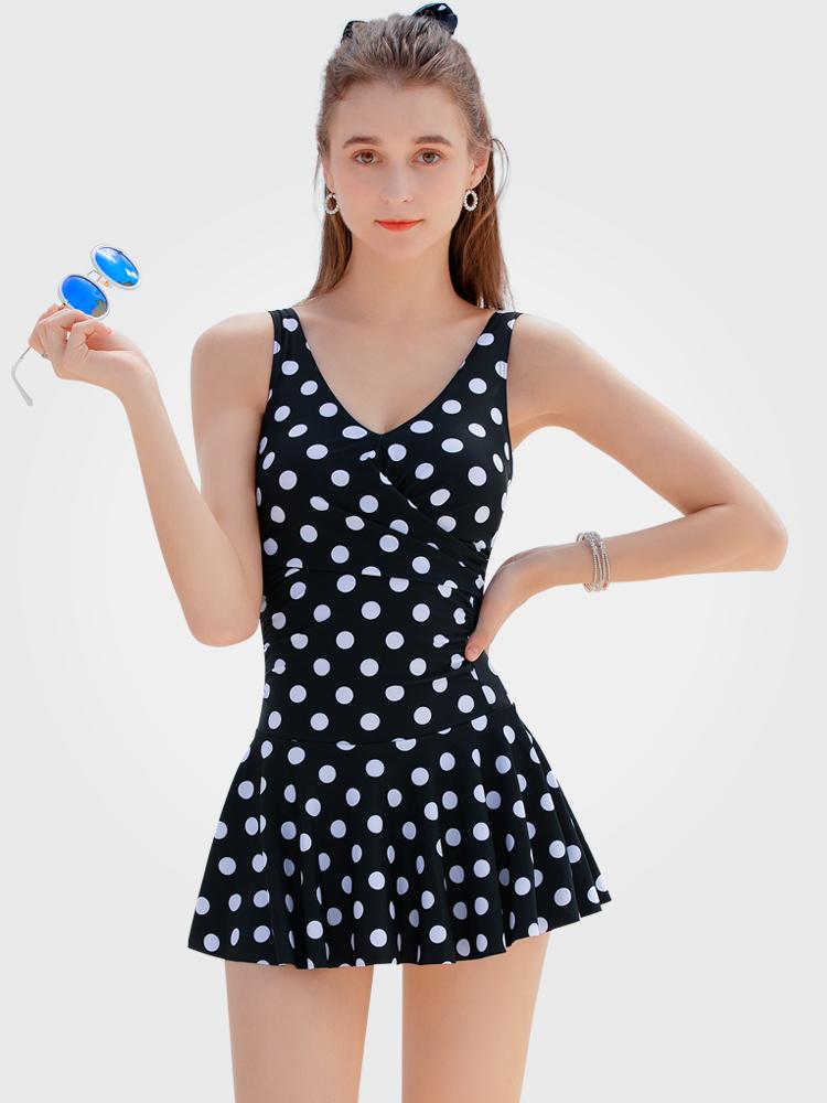 Y2123,图片0,连体裙式泳衣