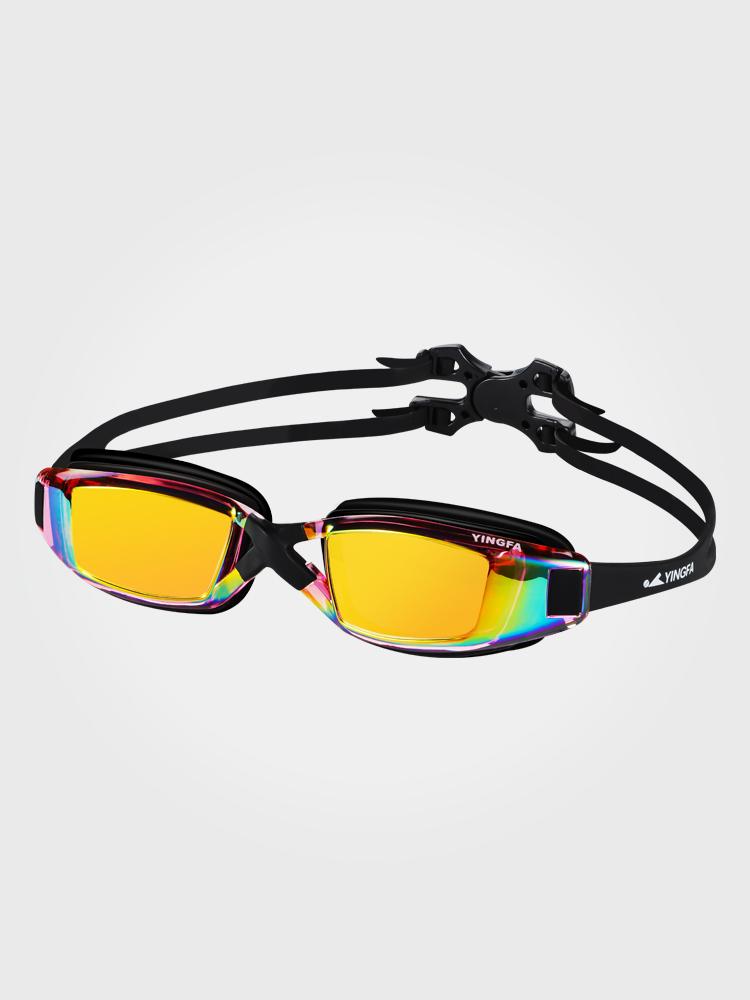 Y1300AF(V),图片0,防雾炫彩镀膜泳镜