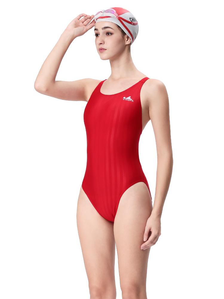 982A,图片4,女士连体专业泳衣