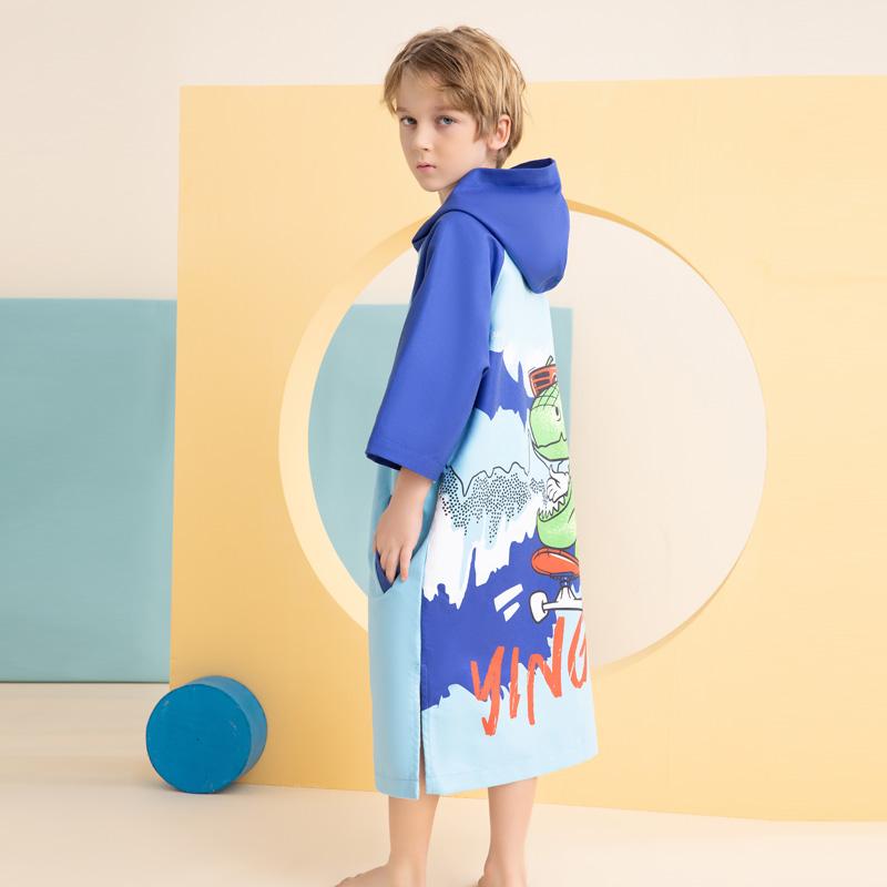 Y10,图片2,双面绒印花衣(儿童)